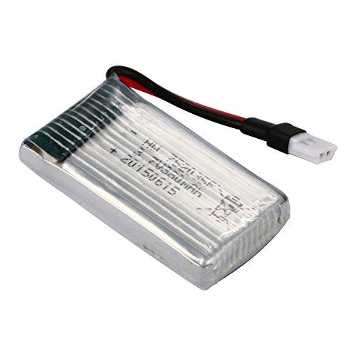 hubsan x4 h107c batterie
