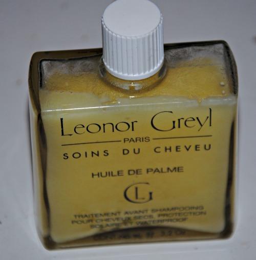 huile de palme cheveux