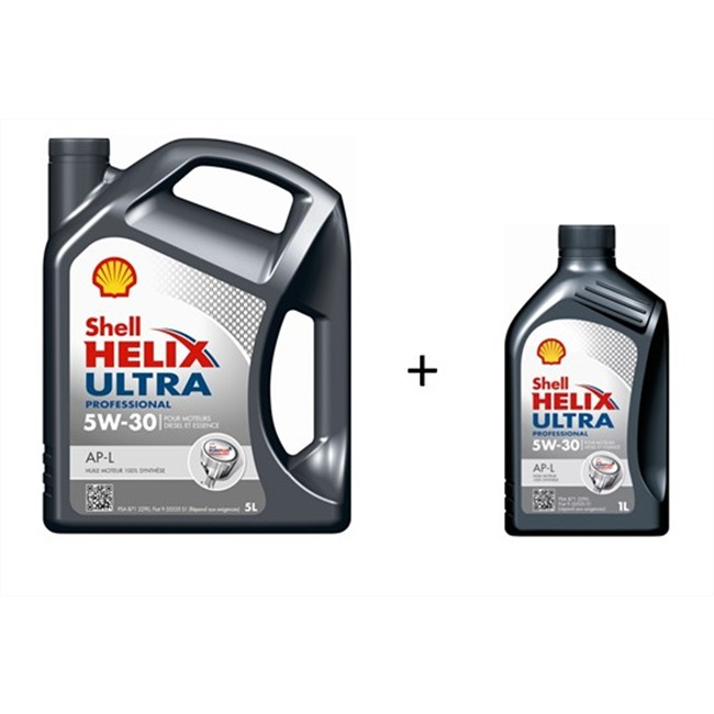 huile helix 5w30