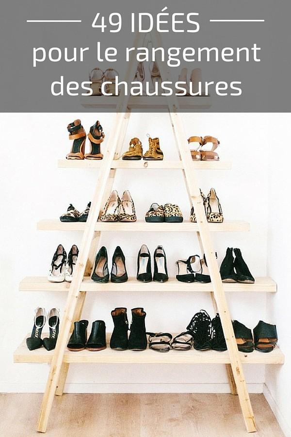 idee rangement chaussures