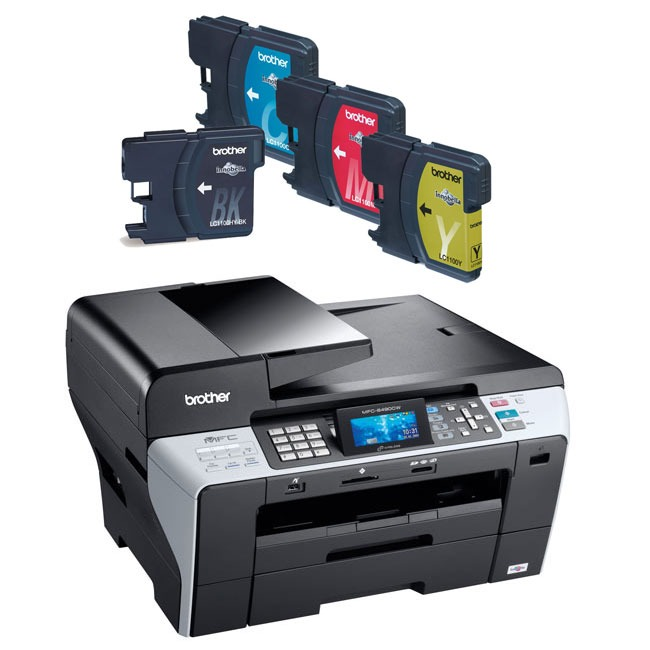 imprimante 4 cartouches