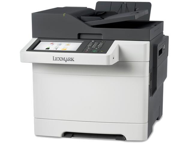 imprimante cx510de