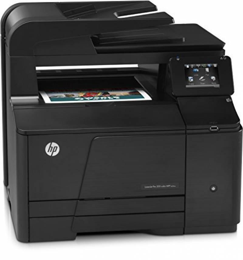 imprimante hp laser couleur multifonction wifi
