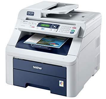 imprimante laser couleur multifonction brother