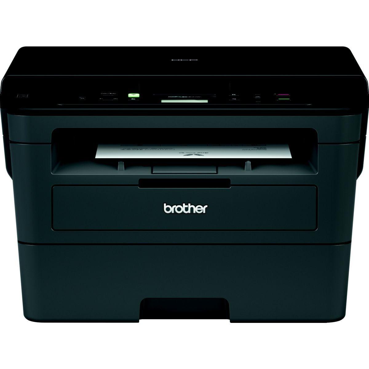 imprimante laser noir et blanc multifonction