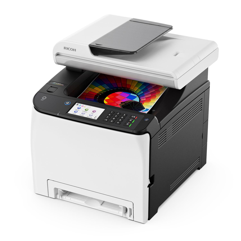 imprimante multifonction ricoh