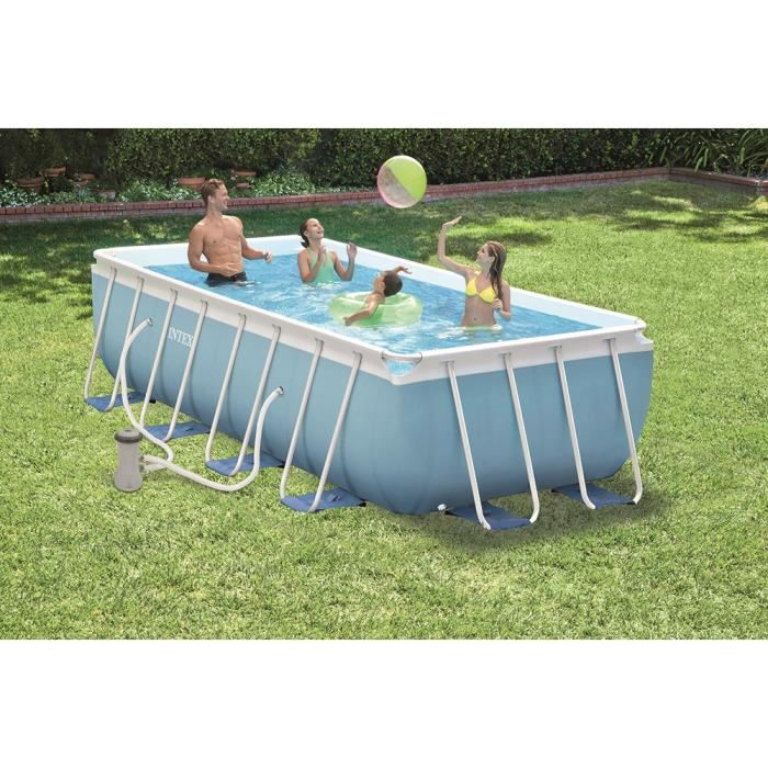 intex piscine rectangulaire