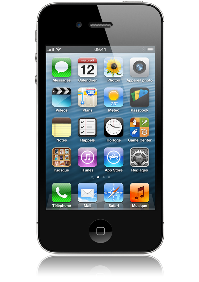 iphone 4s neuf orange