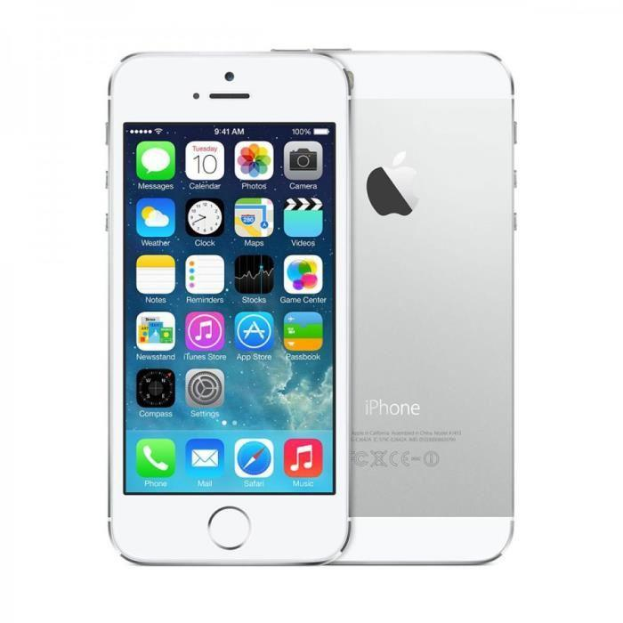 iphone 5 blanc pas cher
