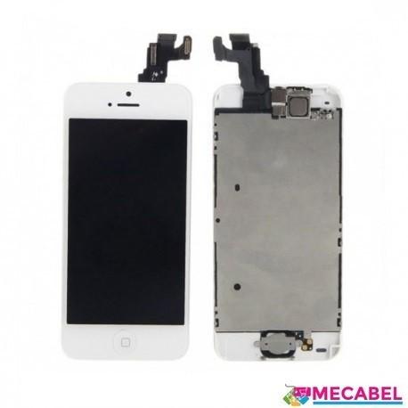 iphone 5c ecran blanc