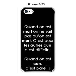 iphone 5s coque