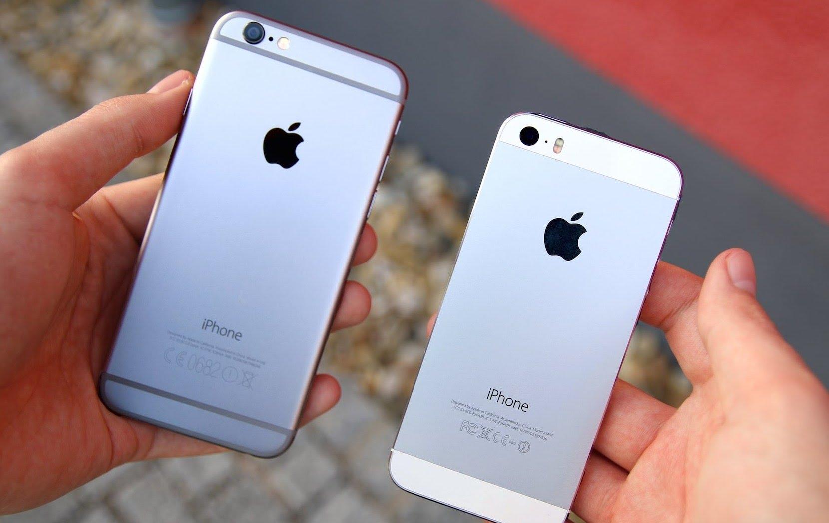 iphone 5s et se