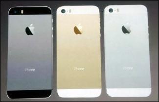 iphone 5s gris anthracite