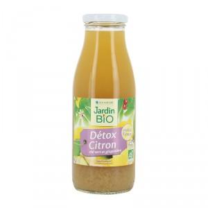 jardin bio detox citron