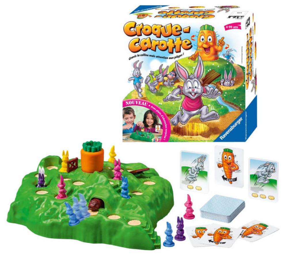 jeu croque carotte