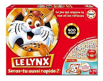 jeu le lynx 400 images