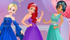 jeux des princesses de disney