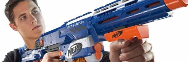 jeux pistolet nerf