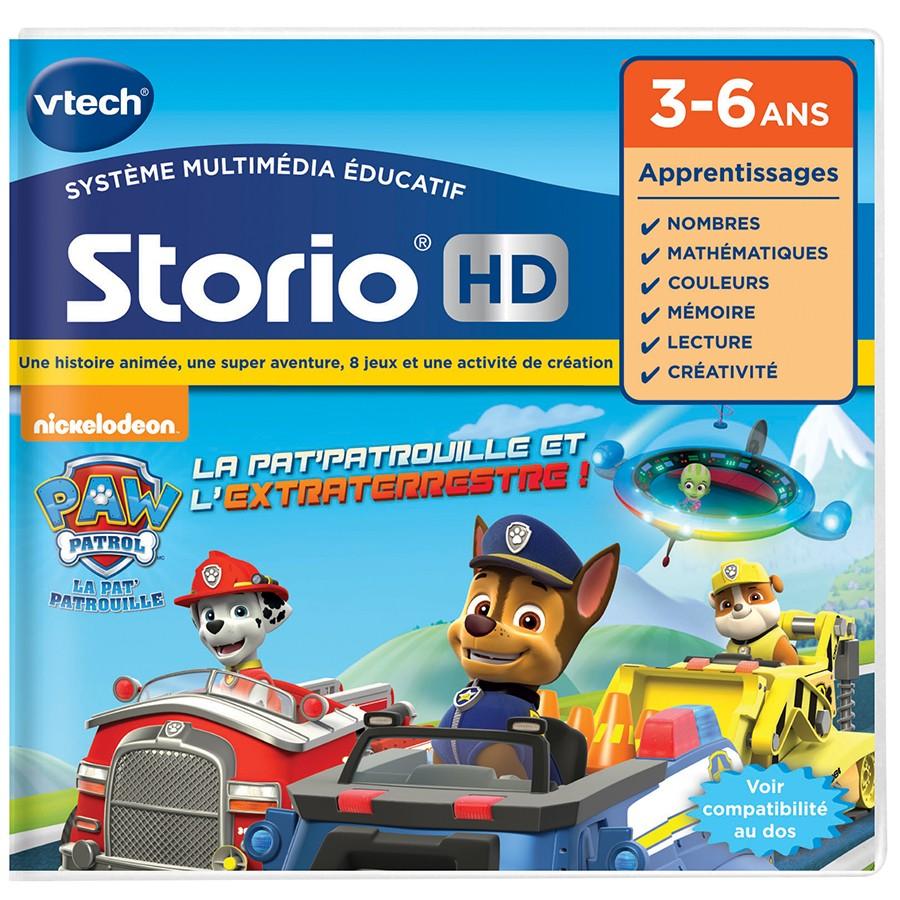 jeux vtech storio max