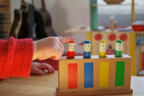 jouet montessori 12 mois