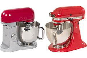 kenwood ou kitchenaid