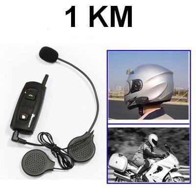 kit bluetooth pour casque moto