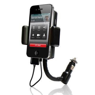 kit main libre iphone voiture