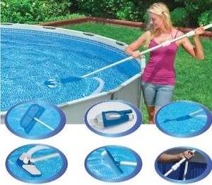 kit nettoyage piscine intex