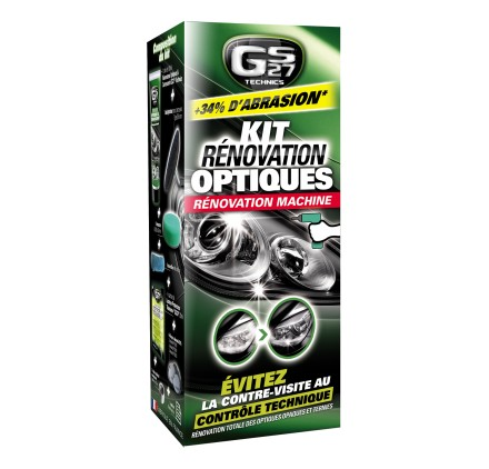 kit renovation optique gs27