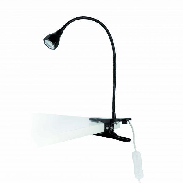 lampe bureau à pince
