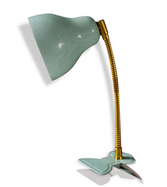lampe chevet pince