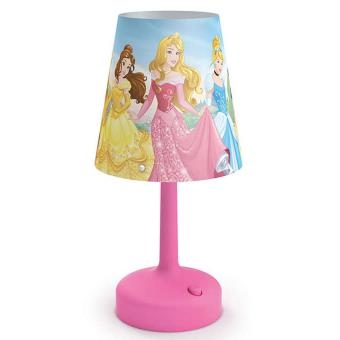 lampe chevet princesse