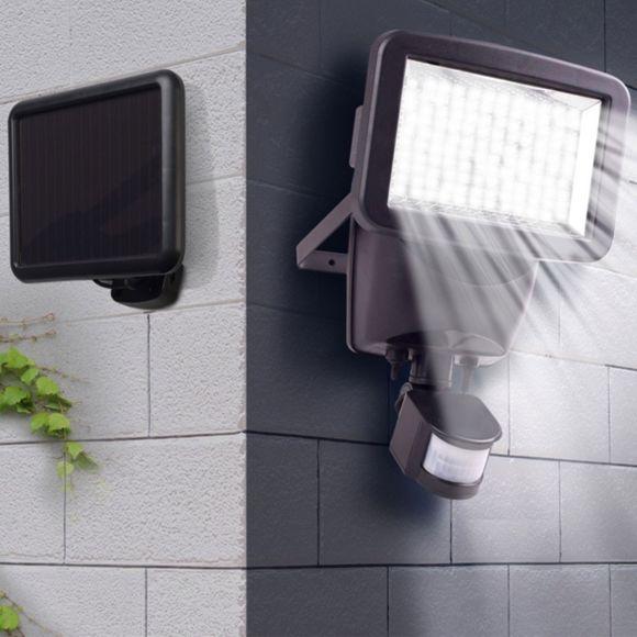 lampe solaire detecteur de mouvement pas cher