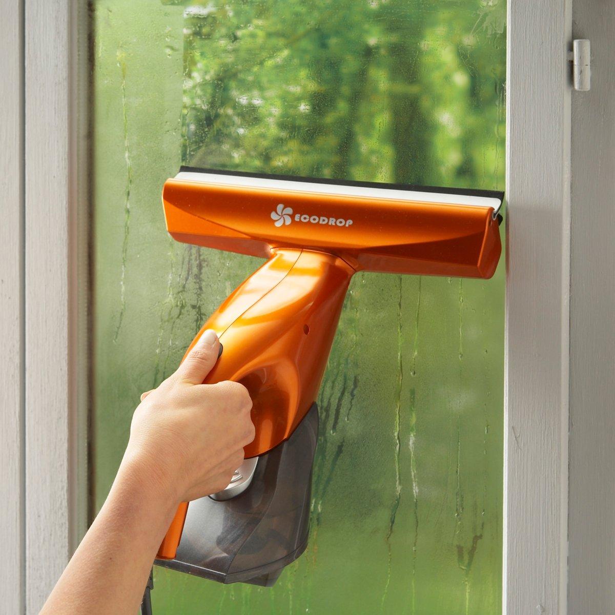 lave vitre vapeur sans fil
