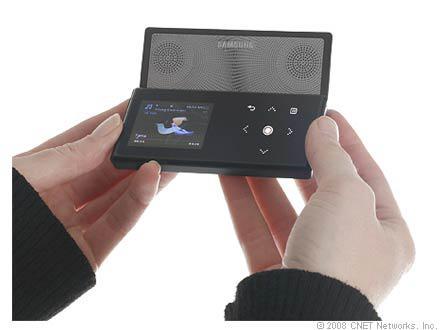 lecteur mp3 haut parleur intégré samsung