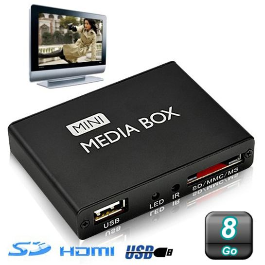 lecteur multimedia
