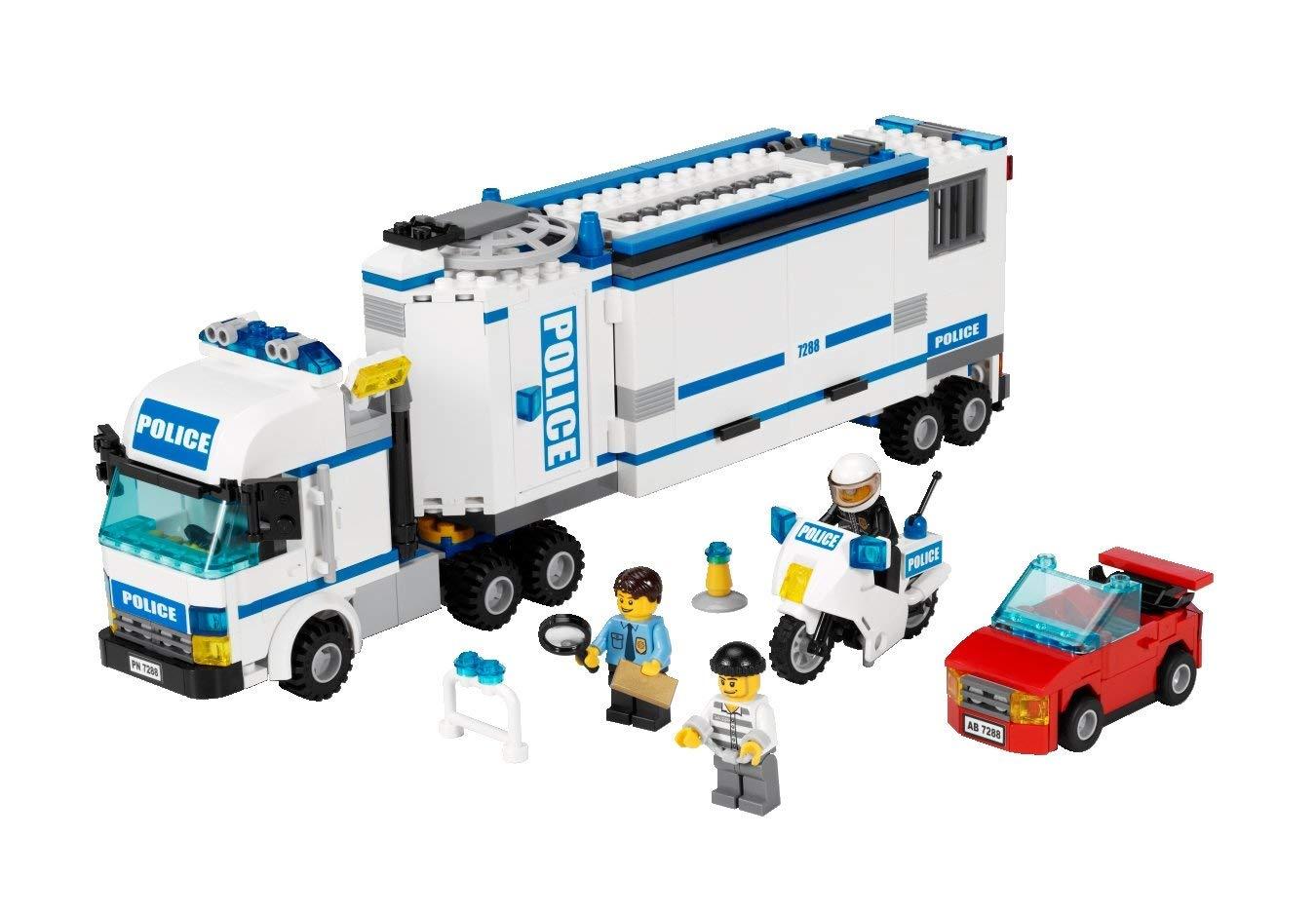 lego city camion de police