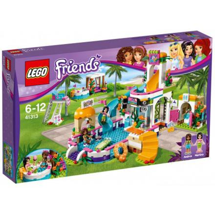 lego friends piscine