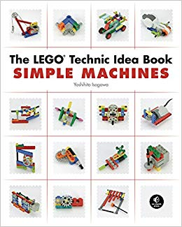 lego technic book