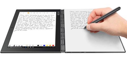 lenovo tablette graphique