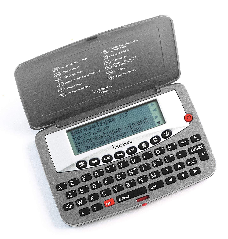 lexibook dictionnaire électronique