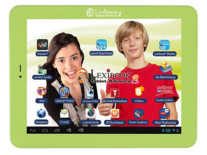 lexibook tablet advance