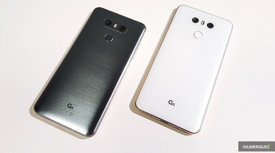 lg g6 test les numériques