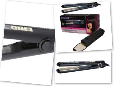 lisseur remington cheveux humide