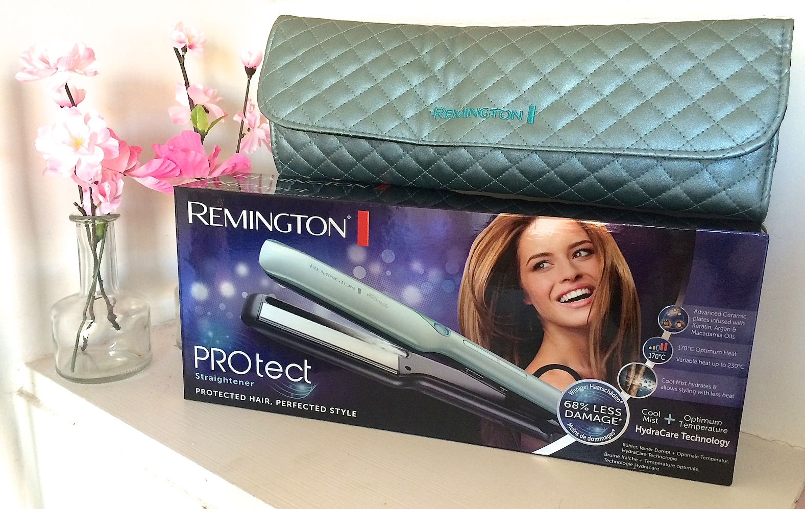 lisseur remington protect