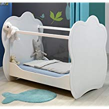 lit bebe avec vitre