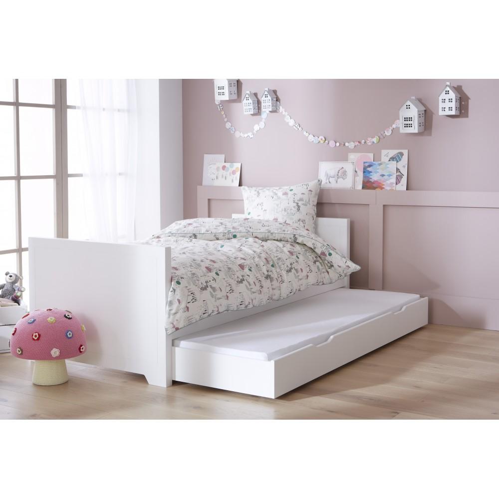 lit blanc 90x200