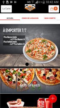 livraison pizza 92