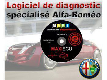 logiciel diagnostic alfa romeo
