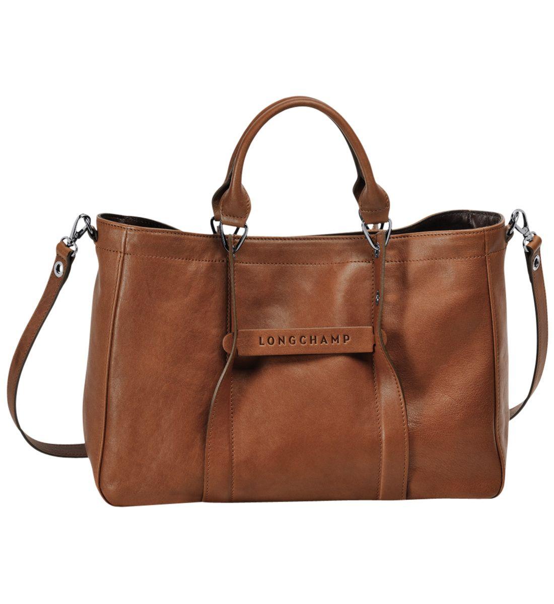 longchamp sac marron